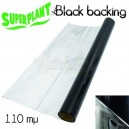 SUPERPLANT MYLAR AGRO / BLACK BACKING 1.2 X 30 M