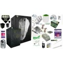 Kit hps terre 150w 60x60x160 ultra complet