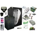 Kit hps terre 150w 60x60x160 complet