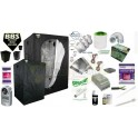 Kit hps terre 600w 120x120x200 ultra complet