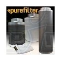PURE FILTER 900M3/H 150X600MM